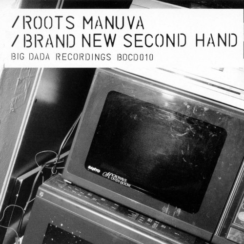 Brand New Second Hand - Roots Manuva