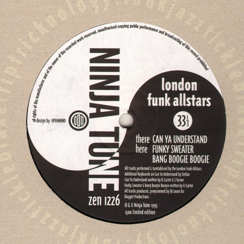Can Ya Understand - London Funk Allstars