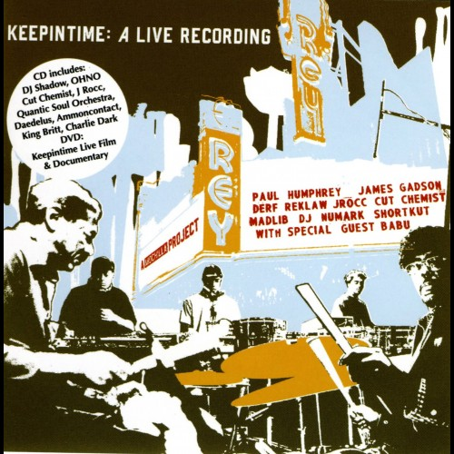 Keepintime: A Live Recording - Keepintime