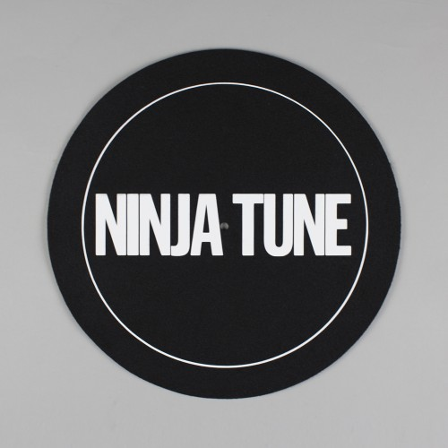 Slipmat (White) - Ninja Tune