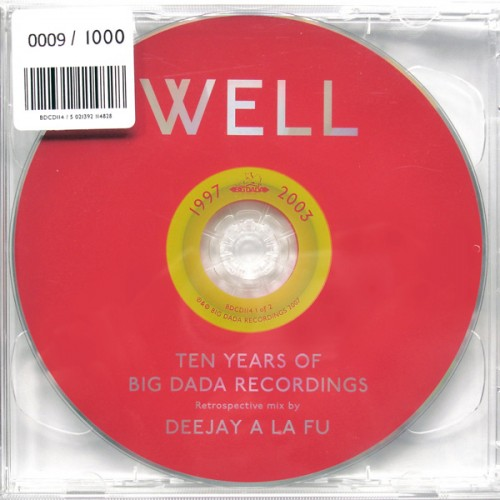 Well Deep: Ten Years of Big Dada - retrospective mix by DJ A La Fu - Various Artists